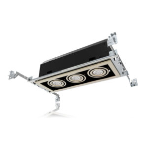LED lights, LED products including bulb, light strips, accent lighting-triple lamp multiple down light